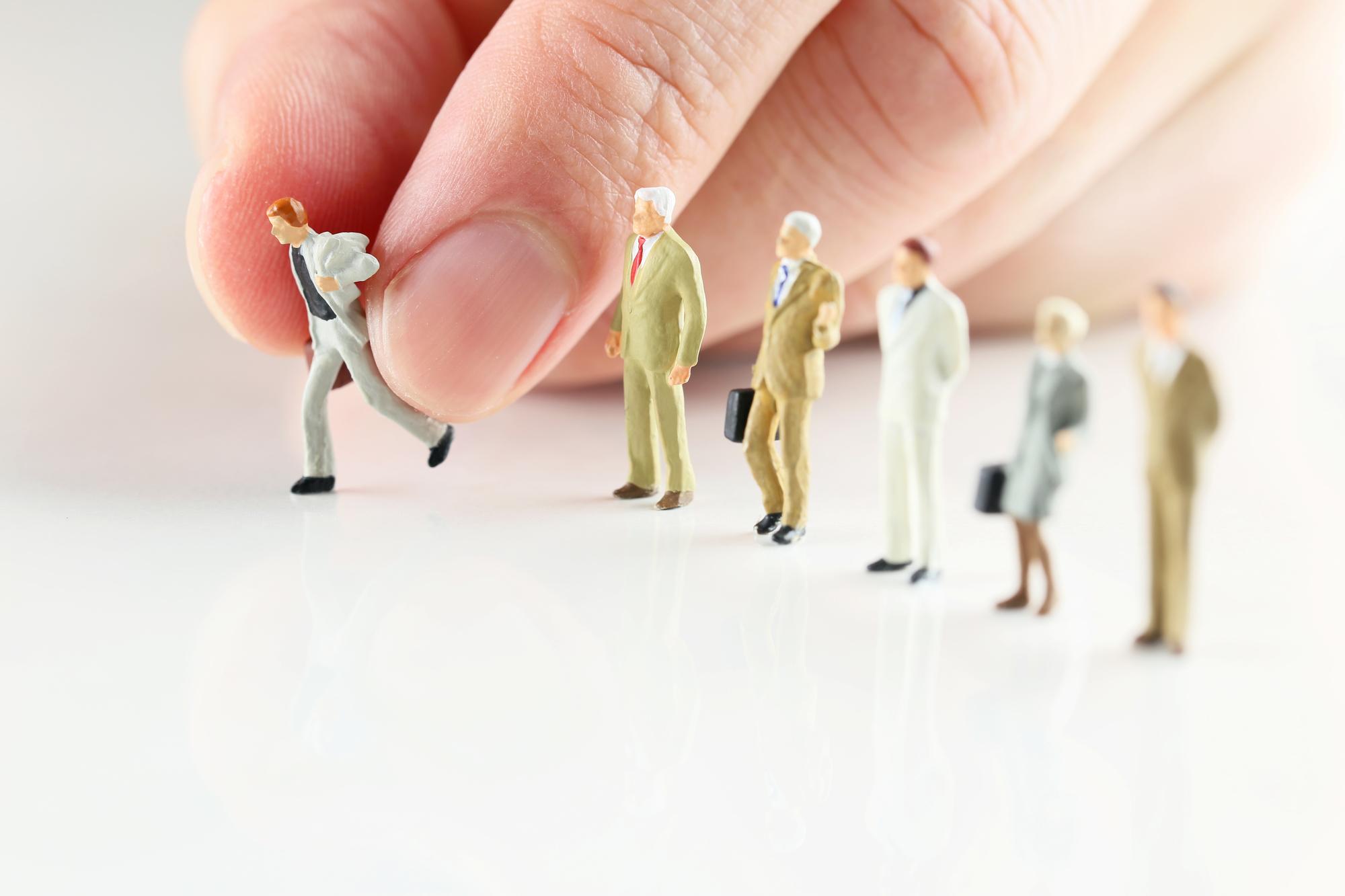 一人で1,500人以上と面談<br>NTTコミュニケーションズ人事マネジャーが語る<br>「ベテラン社員」の心を動かし、行動変化をもたらすためのポイント
